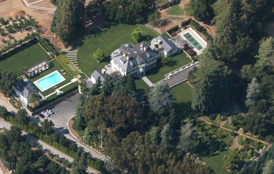 12 Masayoshi儿子的伍德赛德之家——1.15亿美元