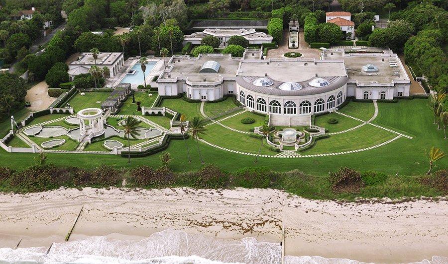 13 佛罗里达棕榈滩艾米蒂酒店-9500万美元